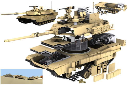 Diecast Tanks and Military Vehicles