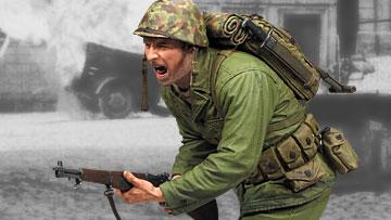 World War 2 Action Figures