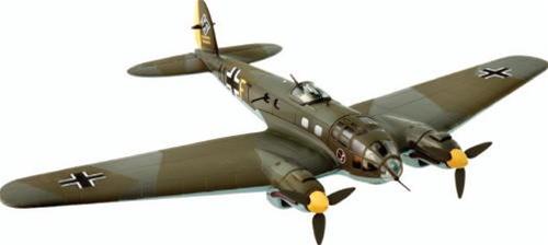 Heinkel He 111 Bomber Corgi Heinkel He 111 Medium